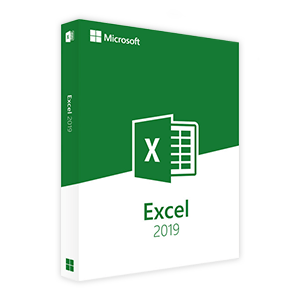 Microsoft Office 2019 Home and Student Excel