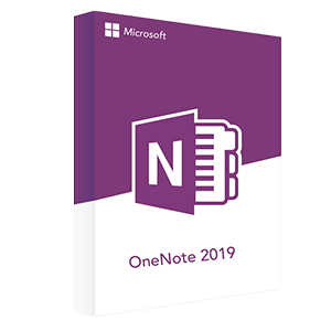 microsoft Office 2019 Home and Student OneNote