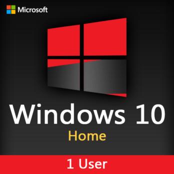 WINDOWS 10 Home 1 user