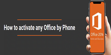 How to activate any Office by Phone 1