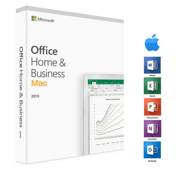 Microsoft Office Home and Business 2019 (Mac)