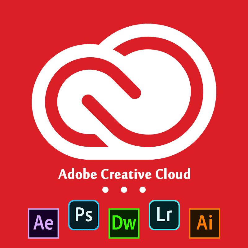 Adobe creative cloud Website Key