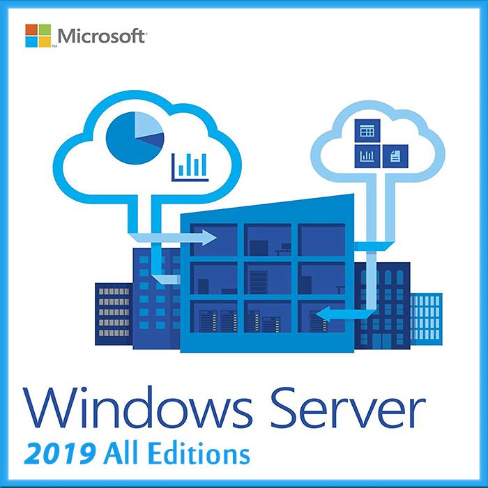 Windows Server 2019 All Editions