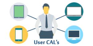 Remote Desktop Services User CALs