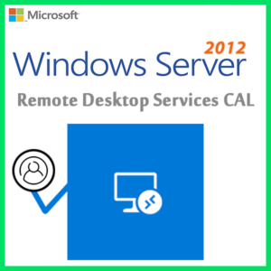 Windows Server 2012 Remote Desktop Services User CAL