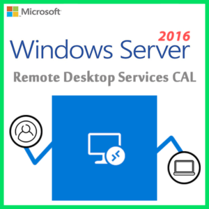Windows Server 2016 Remote Desktop Services CAL