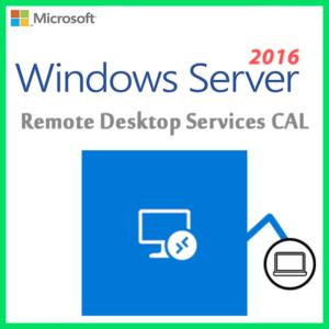 Windows Server 2016 Remote Desktop Services Device CAL