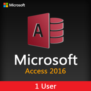 Microsoft Access 2016 Activation License Key