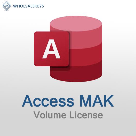 Access Mak Volume License