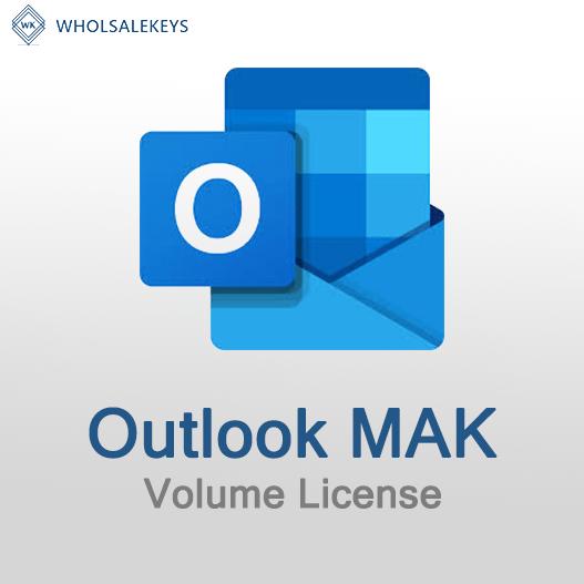 Outlook Mak Volume License