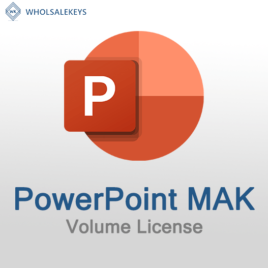 PowerPoint Mak Volume License
