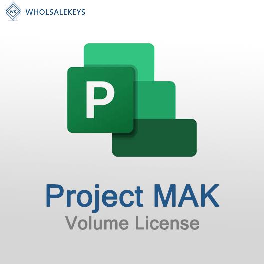 Project Mak Volume License