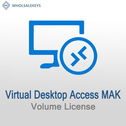 Virtual Desktop Access Mak Volume License
