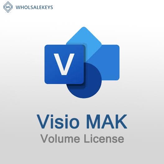 Visio Mak Volume License