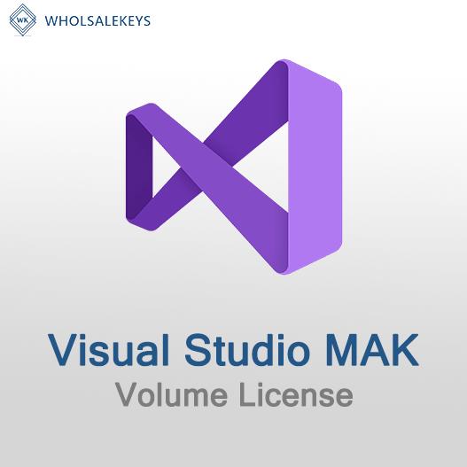 Visual Studio Mak Volume License