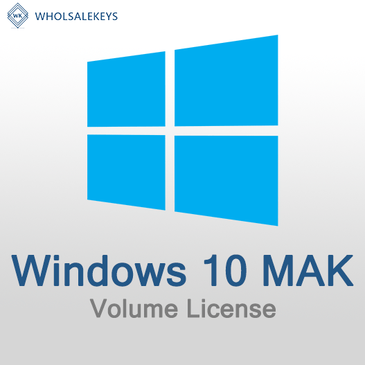 Windows 10 Mak Volume License