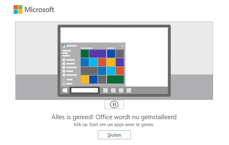Office 2019 activation by phone