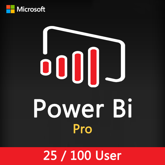 Power Bi Pro Subscription 1 Year License Key