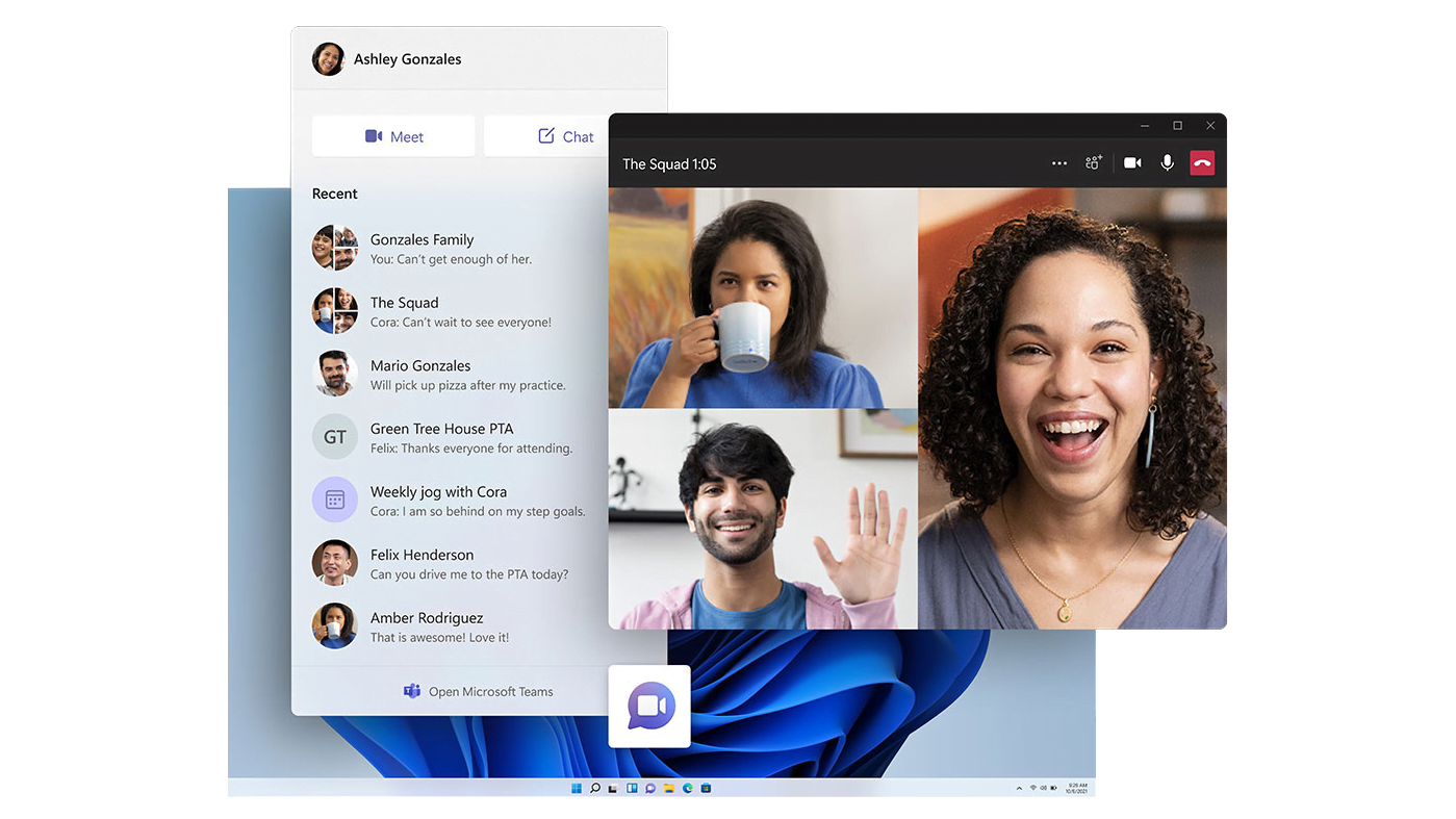 Windows 11 Teams instead of Skype