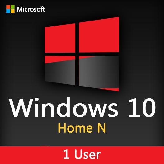 Windows 10 Home N License key