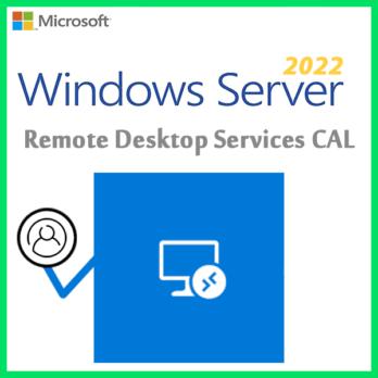 Windows Server 2022 Remote Desktop Services User CAL