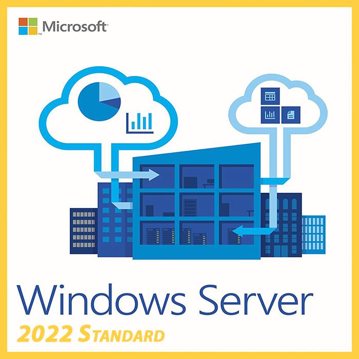 Windows Server 2022 Standard